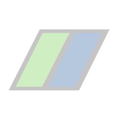 Racktime Shine tarakka integroidulla takavalolla