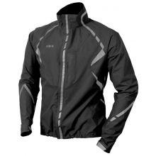 WoWoW Commuter jacket heijastava/musta L