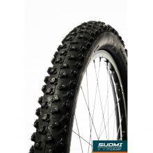 Suomi Tyres - Fat Freddie 384 Talvirengas 27.5x3.0/ 75-584 - nastarengas