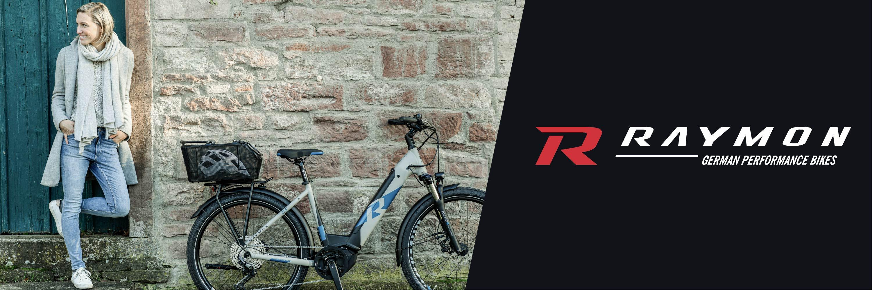R Raymon Sähköpyörät 2021